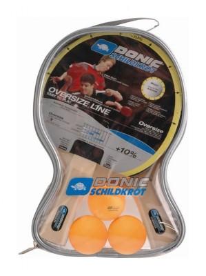 Ракетка для настольного тенниса Donic Oversize Set купить недорого