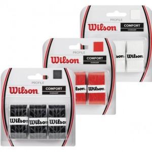 Обмотка для ракетки Wilson Profile Overgrip (овергрип) купить