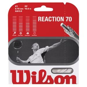 Струны для ракетки Wilson Reaction 70 купить