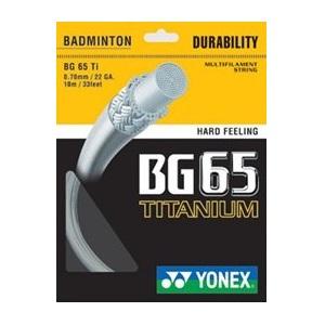 Струны для ракетки Yonex BG 65 купить