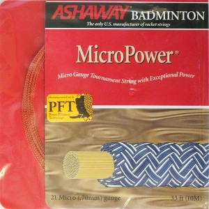 Струны для ракетки Ashaway MicroPower купить