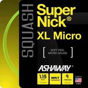 Струны для ракетки Ashaway SuperNick XL Micro купить