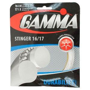 Теннисные струны Gamma Stinger купить