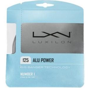 Струны для ракетки Luxilon ALU Power Silver купить