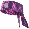 Теннисная повязка на голову для большого тенниса Hydrogen Headband Camo Fuchsia
