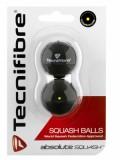 Мяч для сквоша Tecnifibre One Yellow Dot