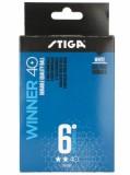 Мячики для настольного тенниса Stiga Winner 2* ABS