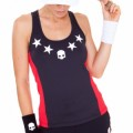 Футболка для тенниса Hydrogen Tech Star Tank Women