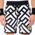 Теннисная одежда для большого тенниса Hydrogen Labyrinth Shorts