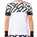 Теннисная одежда для большого тенниса Hydrogen Tech Labyrinth Tee