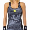 Теннисная одежда для большого тенниса Hydrogen Tech Camo Tank Top