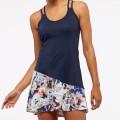 Теннисная одежда для большого тенниса Head Vision Graphic Dress Envy