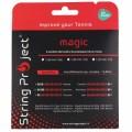 Теннисная струна для ракетки String Project Magic