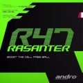 Накладка для ракетки для настольного тенниса Andro Rasanter R47