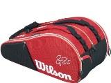 Кроссовки для сквоша Wilson Federer Court