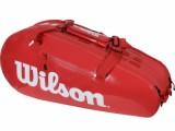 Сумка для сквоша Wilson Super Tour 2 Comp Small Red