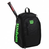 Кроссовки для сквоша Wilson Tour Backpack Black/Green