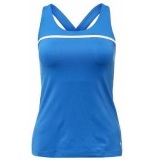Wilson Rush Color Inset Tank Blue
