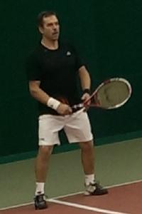 Инструктор по теннису Юрий Константинович