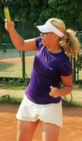 Инструктор по теннису Валерия