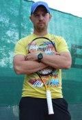 Инструктор по большому теннису Илья
