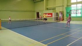 Теннисный корт Слайс
