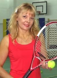 Инструктор по большому теннису Ирина