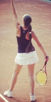 Тренер по теннису Софья