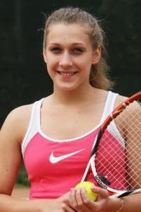 Инструктор по теннису Татьяна