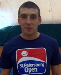 Инструктор по теннису Пожидаев Сергей