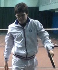 Тренер по теннису Стародумов Сергей Сергеев