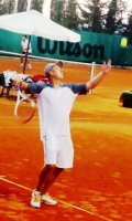 Тренер по теннису Александр
