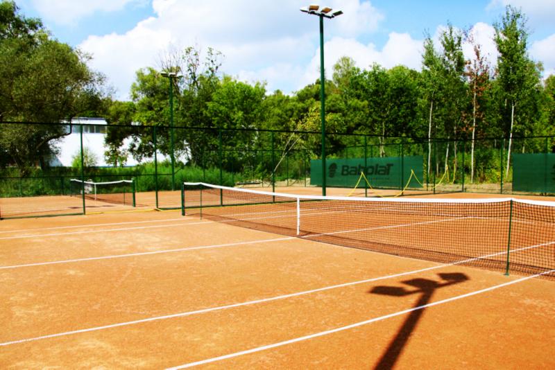 Теннисный корт Воздвиженское
