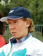 Инструктор по большому теннису Дмитрий Николаевич