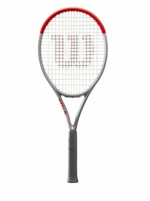 Теннисная ракетка Wilson Clash 100 Pro Silver купить недорого
