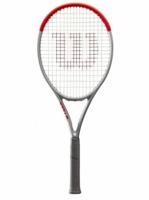 Теннисная ракетка Wilson Clash 100 Silver купить недорого